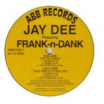 JAY DEE feat FRANK N DANK - Off Ya Chest (Front Cover)