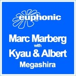 MARBERG, Marc with KYAU & ALBERT - Megashira (Front Cover)