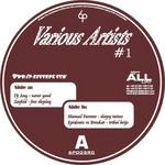 DJ ANY/ZOXFELD/MANUEL FUENTES/EPIDEMIC VS BROOKAT - Various Artists #1 (Front Cover)