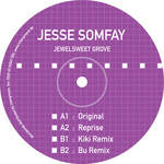 SOMFAY, Jesse - Jewelsweet Grove (Front Cover)