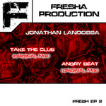 LANDOSSA, Jonathan - Fresh EP 2 (Front Cover)