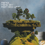MERKA - Rising Sky (Back Cover)
