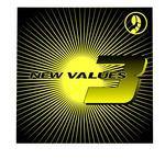 DEEPJAY PROJECT/DJ DARKNESS/REIX - New Values 3 (Front Cover)