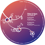 DOLE & KOM - Low & Slow EP (Front Cover)
