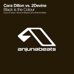 DILLON, Cara/DEVINE - Black Is The Colour (Front Cover)