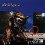 KROSFYAH - Zero Tolerance (Front Cover)