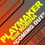 PLAYMAKER feat ROBINA - Coming Out (Front Cover)
