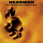 HEADMAN - The Philadelphia Experiment (Front Cover)