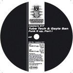 TUBE TECH/GAYLE SAN - Funk It Up (Front Cover)