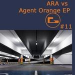ARA - ARA vs Agent Orange EP (Front Cover)