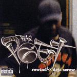 BLAQ POET - Rewind: Deja Screw (Front Cover)