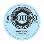 SKYZOO/9TH WONDER presents CLOUD 9 - Way To Go (Front Cover)