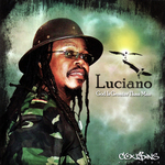 LUCIANO - God Is Greater Than Man (Front Cover)