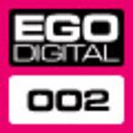 D VOX, Tom/BRYANT BAKER/KALI - Egodigital 002 (Front Cover)