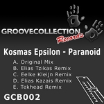 KOSMAS EPSILON - Paranoid (Front Cover)
