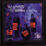 DJ GENESIS - The Definitive Collection (Front Cover)