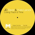 JD DAVIS/YVES LAROCK - Loosing Track Of Time (Front Cover)