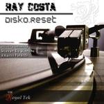 COSTA, Ray - Disko Reset (Back Cover)