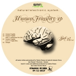 NATURAL ELECTRONIC SYSTEM - Human Fragility EP (Front Cover)
