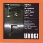 DJ DEX/VARIOUS - Invisible Show Case Vol 01 (Part One) (Front Cover)