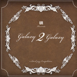 GALAXY 2 GALAXY - Galaxy 2 Galaxy: A High Tech Jazz Compilation (Front Cover)