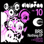 BRS feat TANIA HAMILTON - Nothing EP (Front Cover)