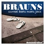 BRAUNS - Surreal Beats Meets Jazz (Front Cover)