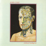 CALE, John - Artificial Intelligence (Front Cover)