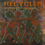 RECYCLER - AlphaBhangraPsychedelicFunkin? (Front Cover)