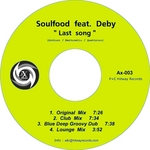 SOULFOOD feat DEBY - Last Song (Back Cover)