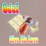 OJAI - Give Me Love (Back Cover)