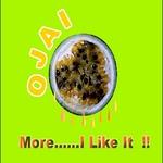 OJAI - More I Like It (Back Cover)