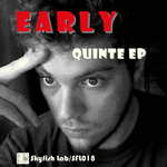EARLY - Quinte EP (Front Cover)