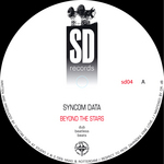 SYNCOM DATA - Beyond The Stars (Front Cover)