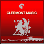 CLERMONT, Jack - A Night In Saint Tropez (Front Cover)