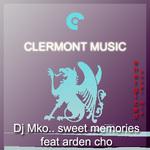DJ MKO - Sweet Memories (Front Cover)