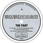 MAMALUKE - The Pant (Front Cover)