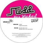 J TODD feat EPCOT - She's Wicked (Front Cover)