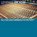 VARIOUS - Legends On Acid Part 1 (Front Cover)