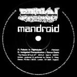 MANDROID - Robots Of Funk EP (Front Cover)
