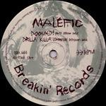 MALEFIC - Doomed (Front Cover)