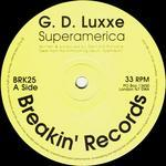 G D LUXXE - Superamerica (Front Cover)