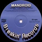 MANDROID - Retrospect (Front Cover)