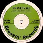 MANDROID - Silicon Chipped (Front Cover)