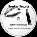 COMPUTOR ROCKERS - Green Screen (Front Cover)