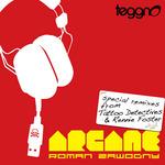 ZAWODNY, Roman - Arcane (Front Cover)