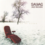 SAYAG JAZZ MACHINE - No Me Digas (Front Cover)