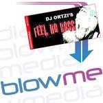 DJ ORTZI - Feel Da Bass (Front Cover)