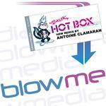 DA SKUNK - Hot Box (Antoine Clamaran Remix) (Front Cover)