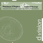 PRECIOUS X PROJECT - Dukkha's Revenge (Back Cover)
